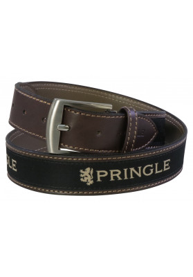 PRINGLE BROWN/BLACK  CASUAL...