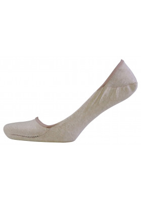 FALKE BEIGE INVISIBLE 2 PK...