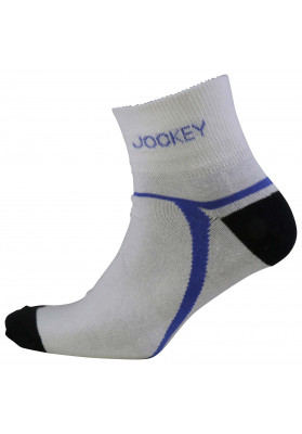JOCKEY WHITE STRIPE SOCKS