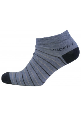JOCKEY STRIPE LOW CUT SOCKS