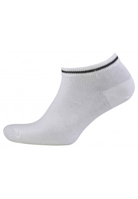 BIOGUARD WHITE STRIPE SOCKS