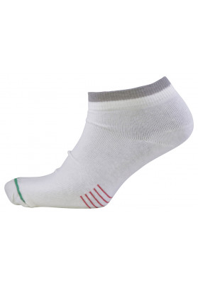 BIOGUARD WHITE LOW CUT SOCKS
