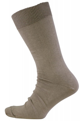 BG BEIGE DIRECTOR 11-14 SOCKS