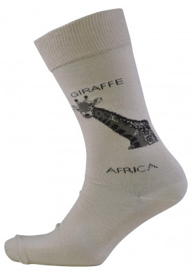 BIOGUARD BIG 6 GIRAFFE SOCKS