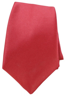 PC  RED PLN SATIN TIES