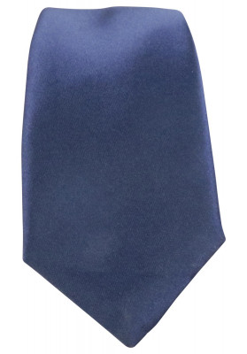 PIERRE CARDIN BLUE SATIN TIES