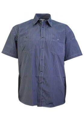 STERLING NAVY/CHARCOAL S/S...