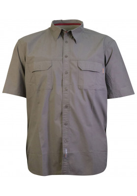 STERLING TAUPE PLAIN SHIRT...