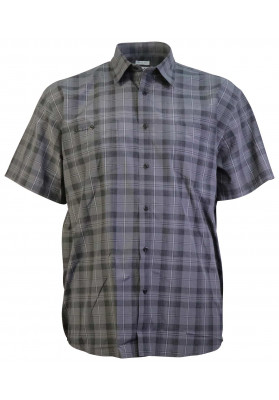 STERLING CHAR/BLK S/S CHECK...