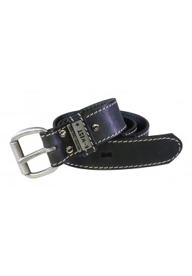 K-WEST BLACK JEAN BELT