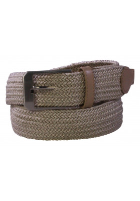 PARIS BEIGE ELASTIC BELT
